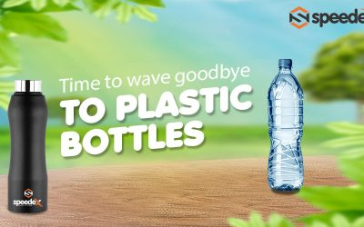Time To Wave Goodbye To Plastic Bottles